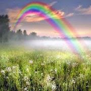 К чему снится радуга в небе?