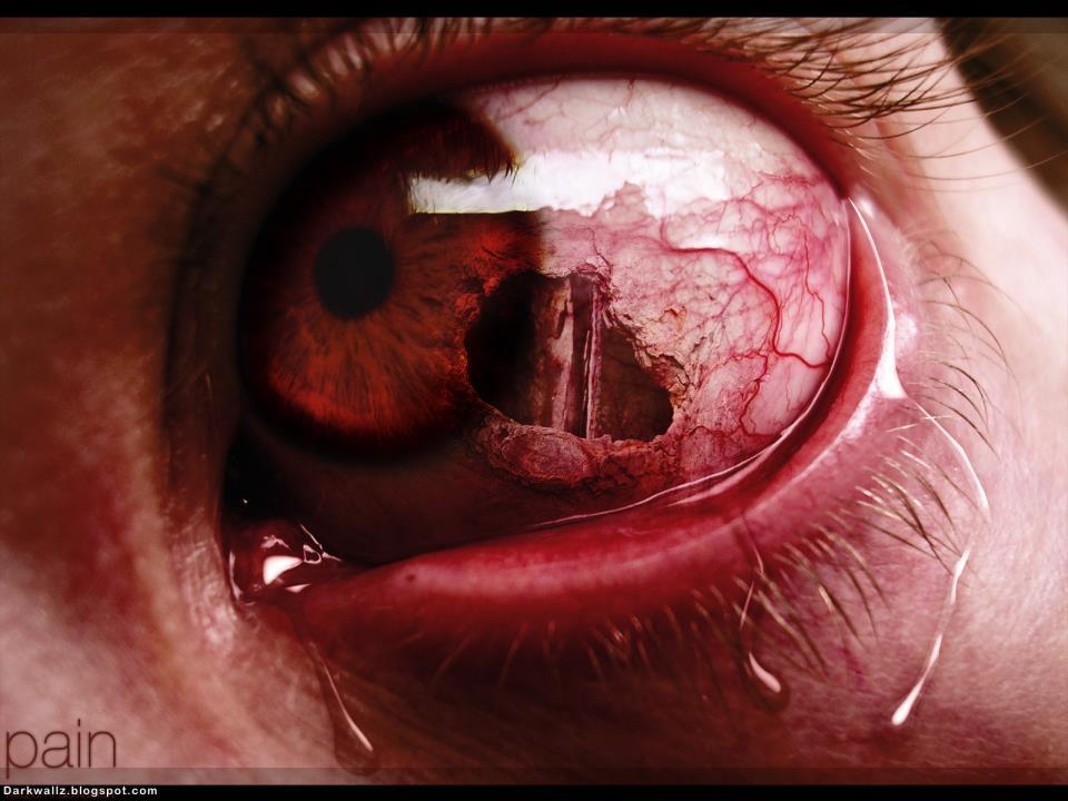 Сонник ванги кровь из глаз