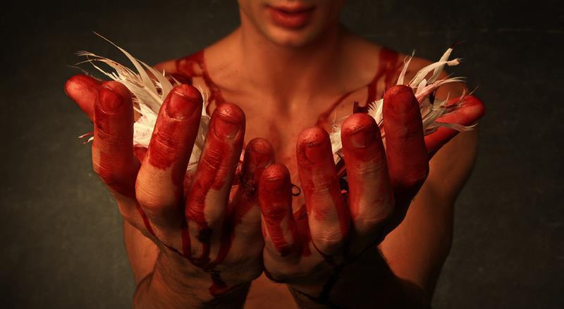 Сонник миллера кровь